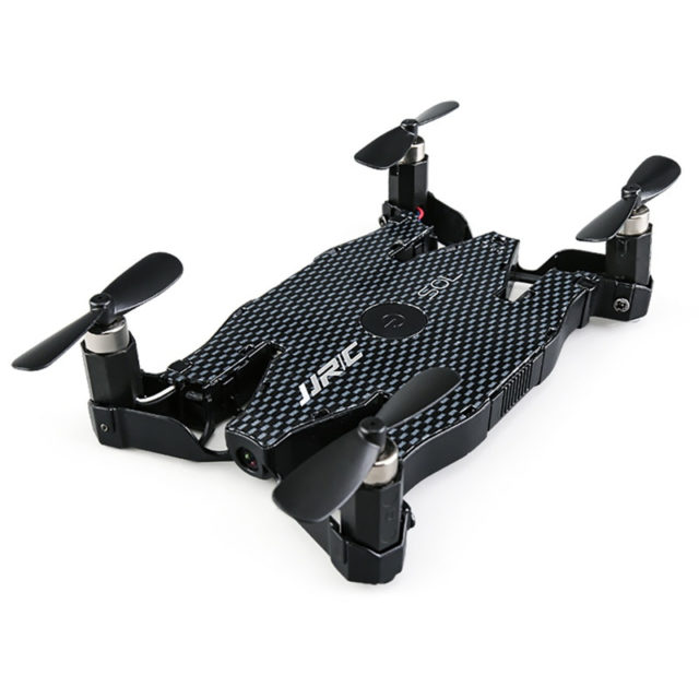 Ultra Thin Foldable Selfie Drone, & Ideal for Assessing Rough Terrain in Advance. Scroll Down to See the Demo Video