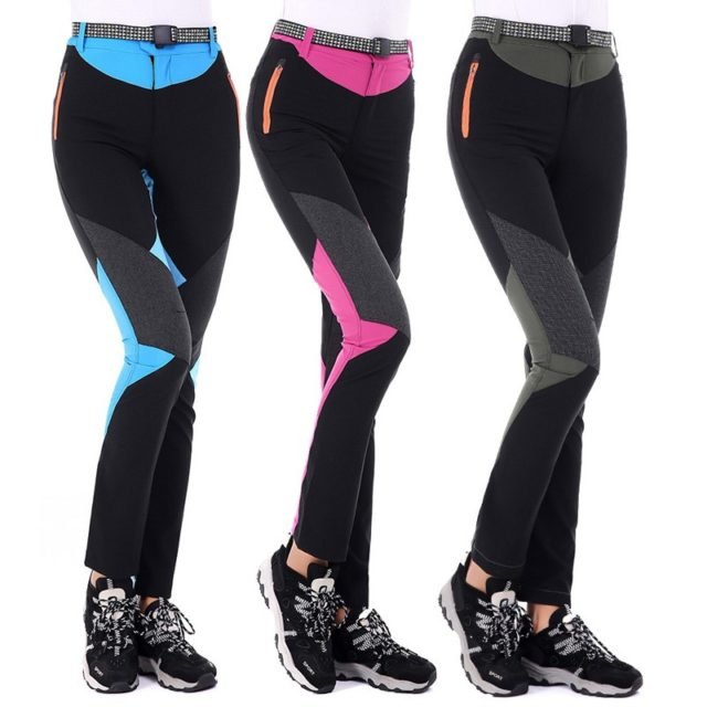 Women's Quick Dry Hiking Pants